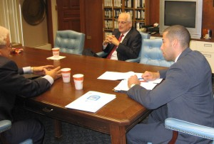 Working with Congressman Pascrell & Other Leaders